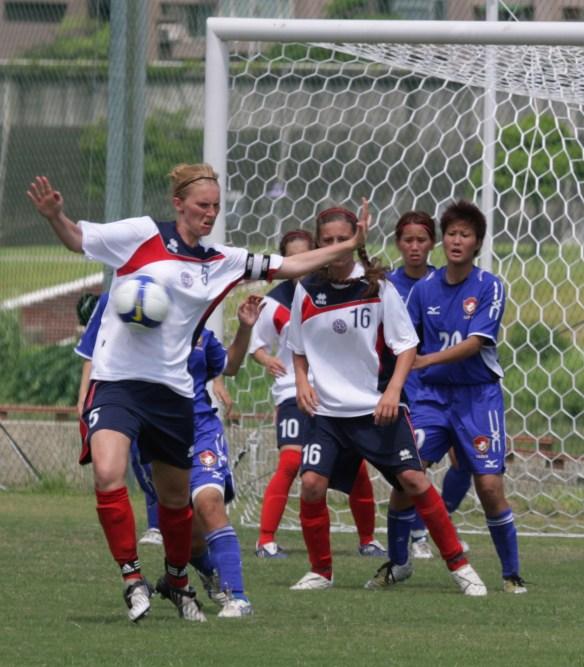 GB v Japan  Summer Deaflympics 2009, Taipei