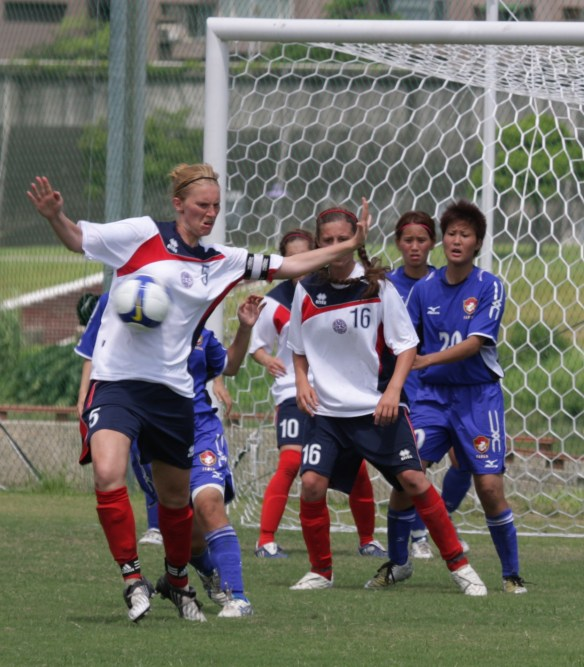 GB v Japan  Summer Deaflympics 2009, Taipei